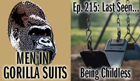 Empty swing - Men in Gorilla Suits Ep. 215: Last Seen…Being Childless