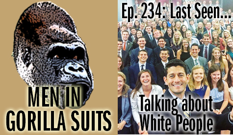 Paul Ryan in a sea of white interns - Last Seen...Talking about White People - MiGS Ep. 234