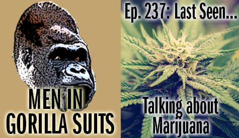 Marijuana plant - Last Seen…Talking about Marijuana – MiGS Ep. 237