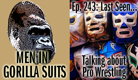 Wrestling masks - Last Seen…Talking About Professional Wrestling – MiGS Ep. 243